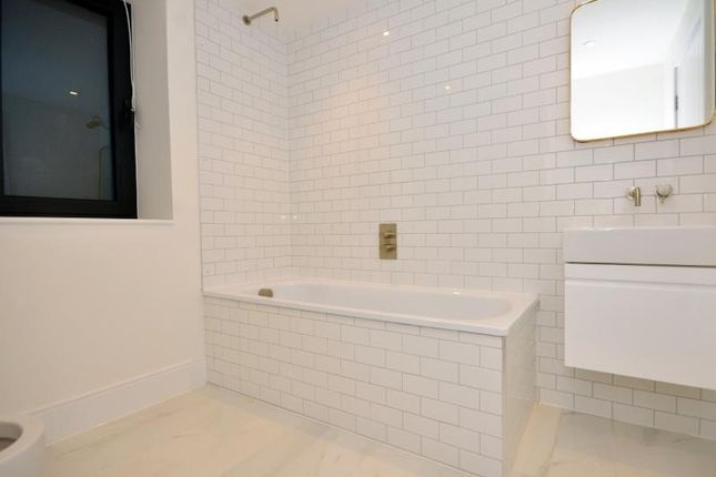 A Bathroom of Brownlow Road, London N11