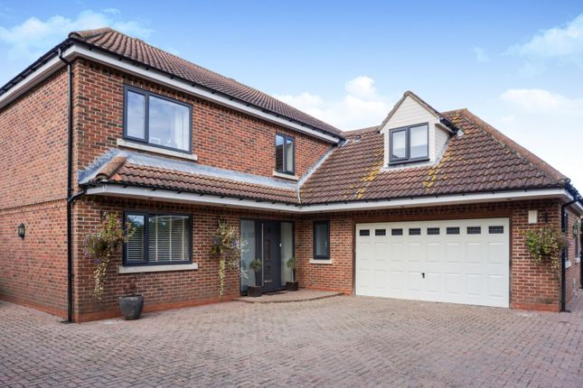 Thumbnail Detached house for sale in Carr Lane, Beverley