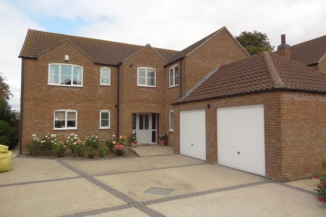Thumbnail Detached house for sale in Old School Lane, Billinghay, Lincoln