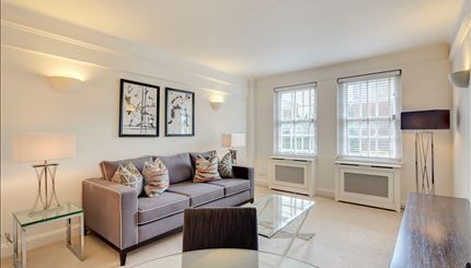 1 bed flat to rent in Fulham Road, South Kensington