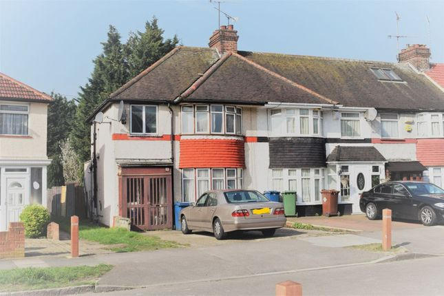 Thumbnail Semi-detached house for sale in Abercorn Crescent, South Harrow