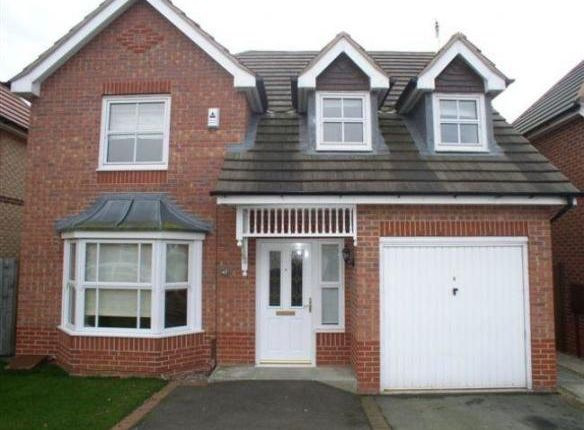 Thumbnail Detached house to rent in Sheldrake Road, Sleaford
