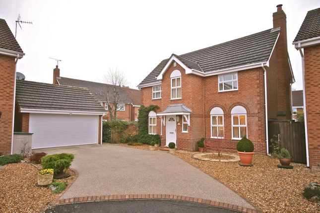 Thumbnail Property for sale in Stockford Close, Priorslee, Telford