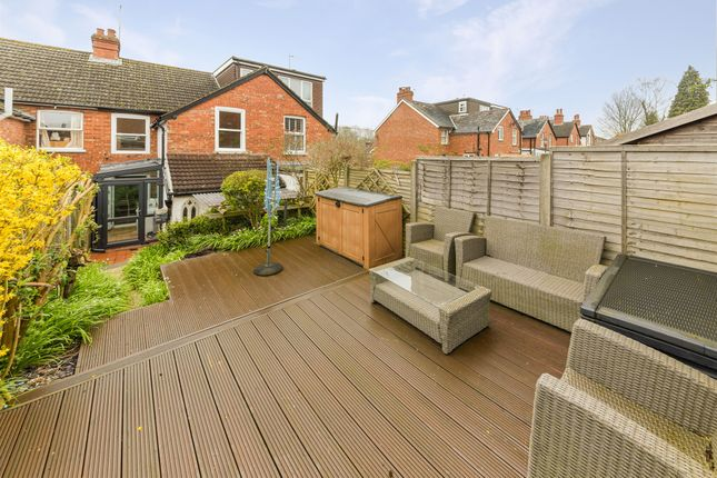 Thumbnail Terraced house for sale in Holmesdale Road, North Holmwood, Dorking
