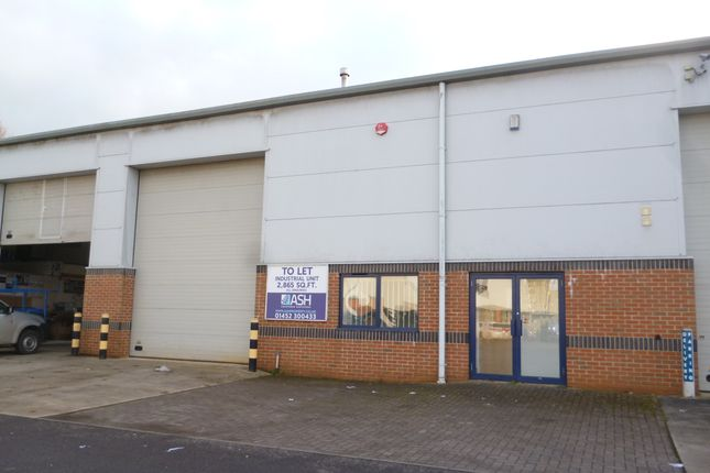 Thumbnail Warehouse to let in Stroudwater Business Park, Stonehouse