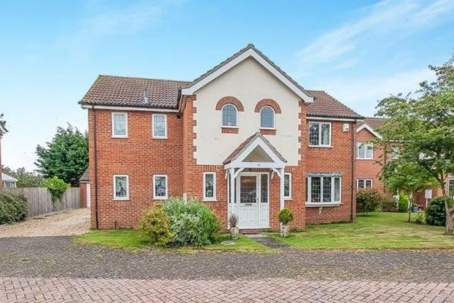 Thumbnail Detached house for sale in Glebe Close, Sibsey, Boston