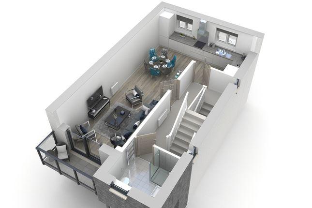 First Floor Grey of Plot 8, Park Lane, Fairmuir Road, Dundee DD3