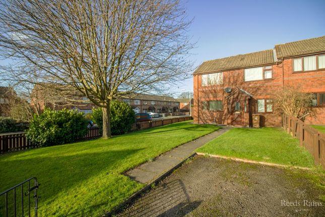 Thumbnail Terraced house to rent in Sorrel Close, Prenton