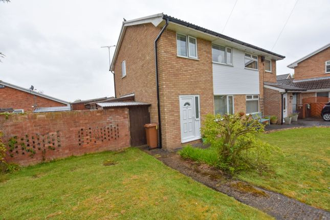 3 bed semi-detached house for sale in Forest Drive, Broughton, Chester CH4