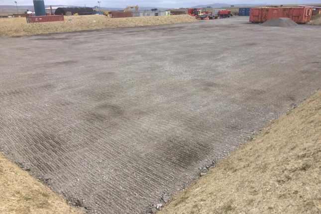 Thumbnail Land to let in Ddh Yard, East Quoys, Sandwick, Orkney