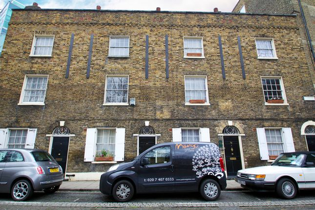 Thumbnail Terraced house to rent in Park Street, London Bridge