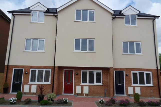Thumbnail Town house for sale in Haine Road, Ramsgate