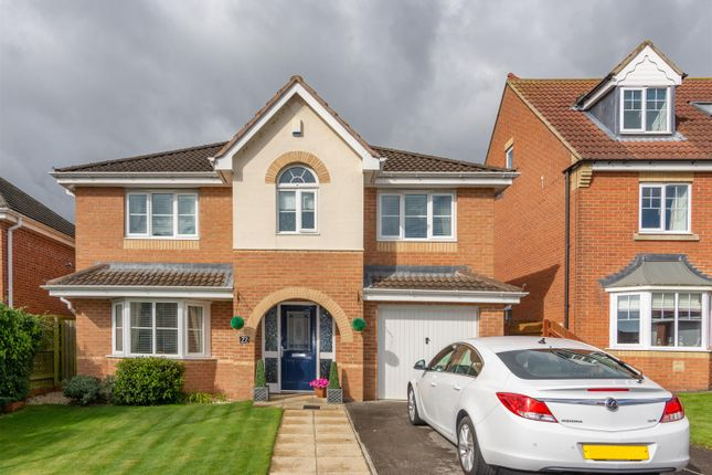 Thumbnail Detached house for sale in Langdon Close, Consett