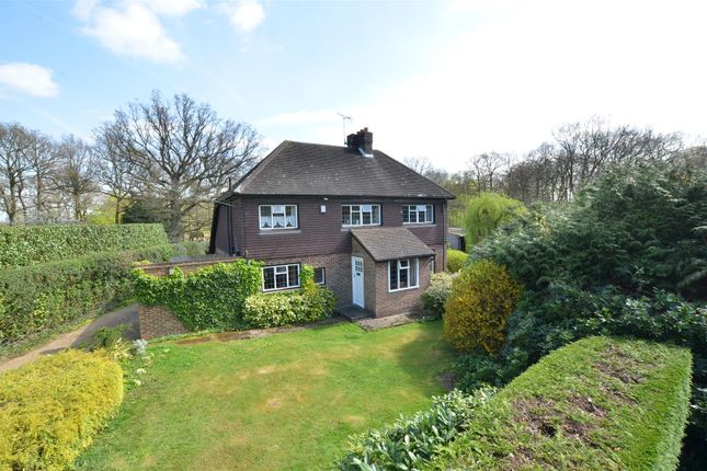 Thumbnail Equestrian property for sale in Grants Lane, Oxted
