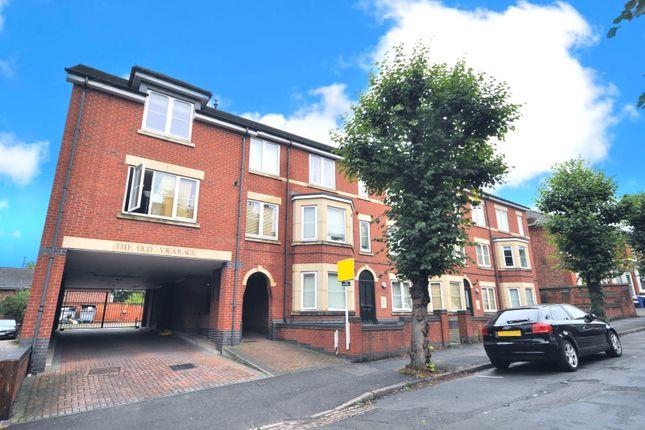 1 bed flat for sale in Swinburne Street, Derby DE1