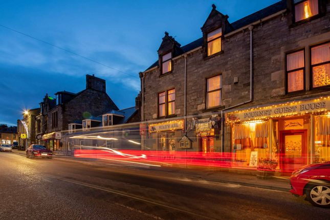 Thumbnail Commercial property for sale in Balvenie Street, Dufftown, Keith