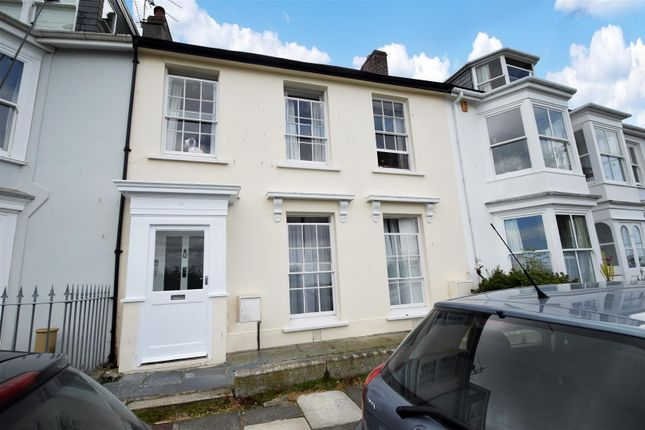 Thumbnail Terraced house for sale in Wodehouse Terrace, Falmouth
