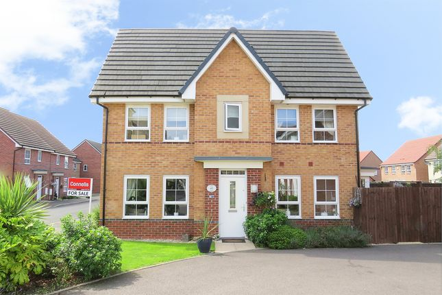 Thumbnail End terrace house for sale in Rounds Road, Worcester