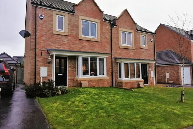 Thumbnail Semi-detached house for sale in Chesterfield Drive, Marton-In-Cleveland, Middlesbrough