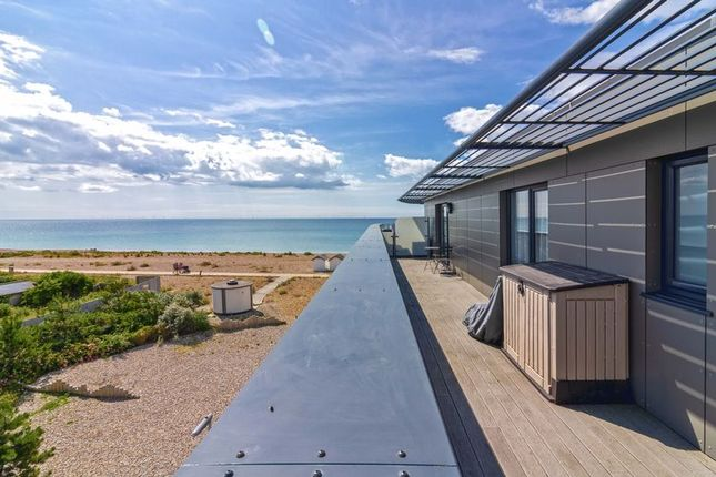 Thumbnail 2 bed flat for sale in The Terrace, Palmerston Avenue, Goring-By-Sea, Worthing