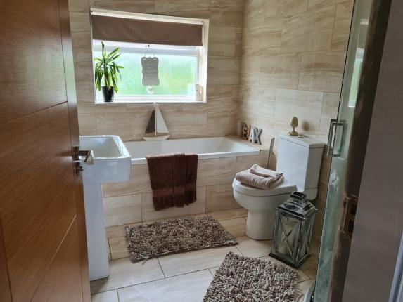 Bathroom of Martinscroft Road, Newall Green, Wythenshawe, Manchester M23