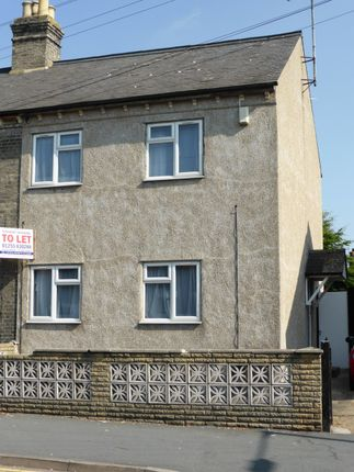 Thumbnail Shared accommodation to rent in Military Road, Colchester