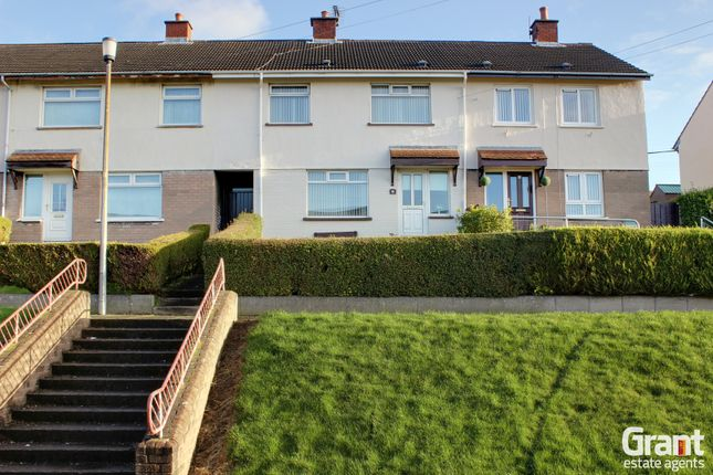 Thumbnail Terraced house for sale in Ardmore Avenue, Newtownards