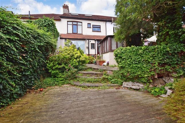 Thumbnail Terraced house for sale in Warren Road, London