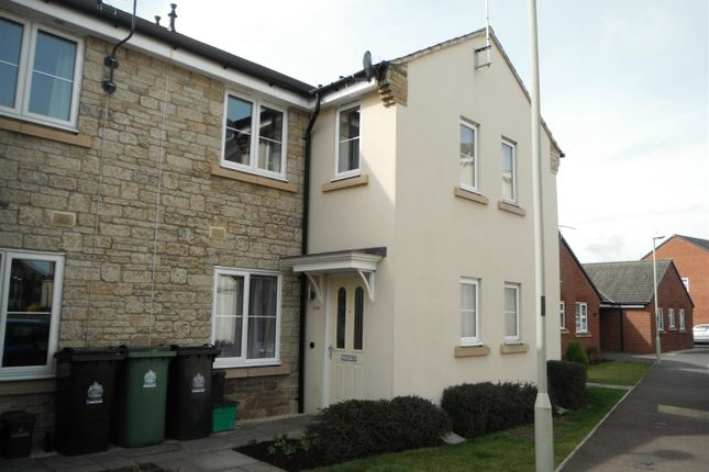 2 bed terraced house to rent in Watermint Drive, Tuffley, Gloucester GL4