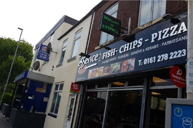 Retail premises for sale in Station Road, Pendlebury, Swinton, Manchester