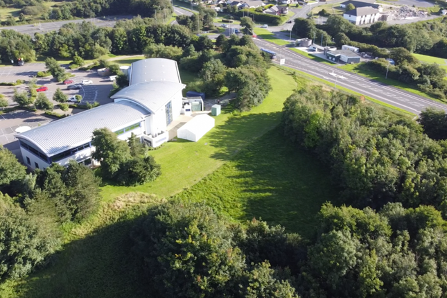 Thumbnail Land for sale in Cleddau Bridge Business Park, Pembroke Dock