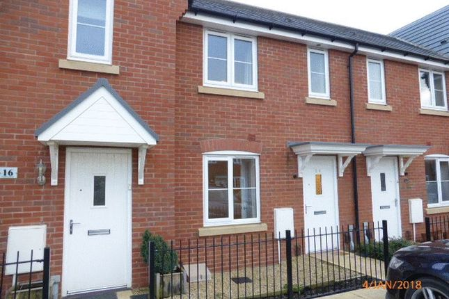Terraced house to rent in Greenfinch Road, Bishops Cleeve, Cheltenham