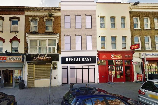 Thumbnail Restaurant/cafe to let in High Road, Leytonstone, London