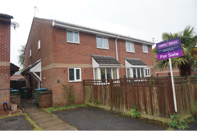 Thumbnail Terraced house for sale in Millbridge Gardens, Sholing, Southampton