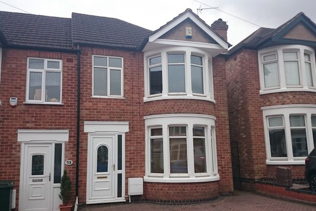 Thumbnail Terraced house to rent in Rutherglen Avenue, Coventry