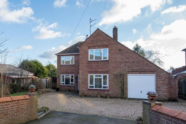Thumbnail Detached house for sale in Halton Road, Spilsby