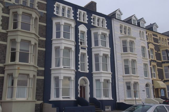 Thumbnail Flat to rent in Victoria Terrace, Aberystwyth
