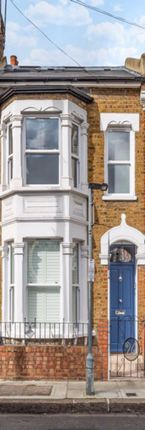 Thumbnail 4 bed terraced house to rent in Bulwer Street, London