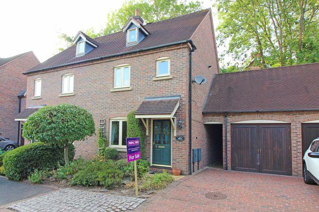 Thumbnail Town house for sale in Waterloo Street, Ironbridge