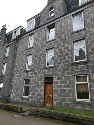 Thumbnail Flat to rent in Summerfield Terrace, Aberdeen