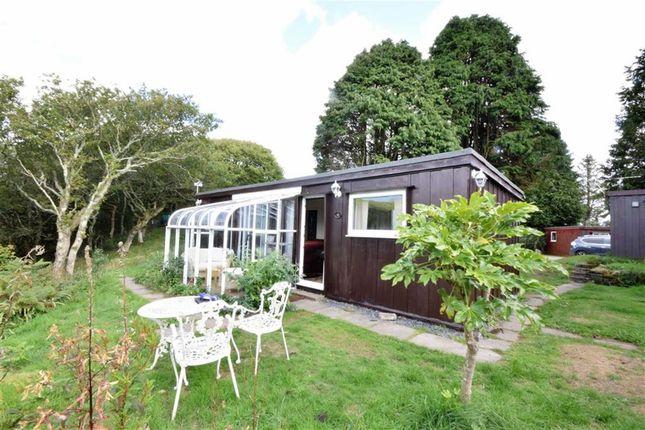 Thumbnail Mobile/park home for sale in 32, Plas Panteidal, Aberdyfi, Gwynedd