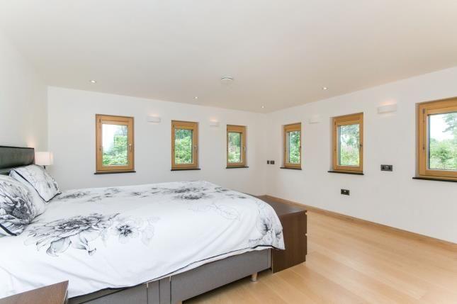 Master Bedroom of Carmel, Llanrwst, Conwy, North Wales LL26