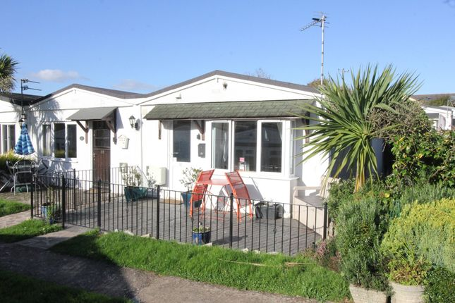 Thumbnail Terraced bungalow for sale in Galmpton Holiday Bungalows, Greenway Road, Galmpton