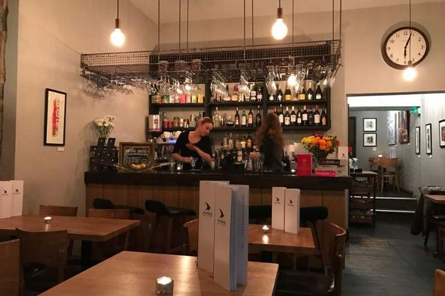 Thumbnail Restaurant/cafe for sale in 23 Water Street, Todmorden