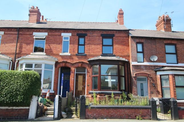 Thumbnail Terraced house for sale in Filkins Lane, Great Boughton, Chester