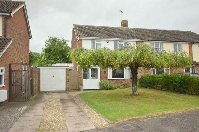 Thumbnail Semi-detached house for sale in Lammas Road, Cheddington, Leighton Buzzard