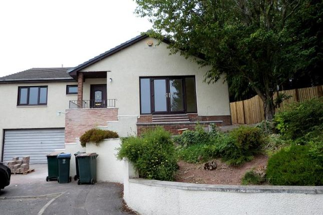 Thumbnail Detached house to rent in Fairhill View, Perth