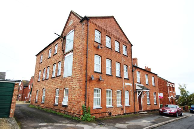 Thumbnail Flat for sale in Craddock Court, Irchester