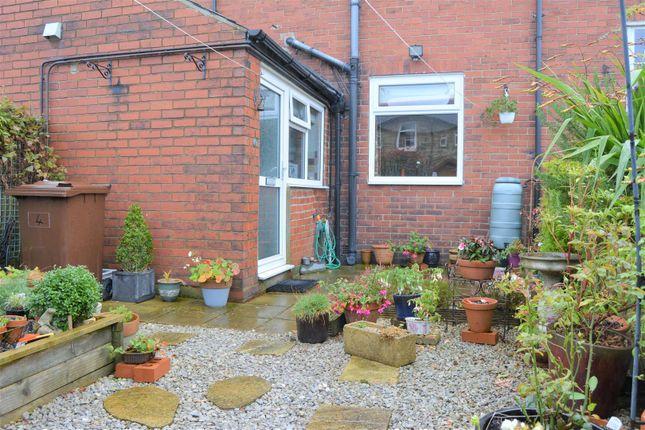 External Details of Marina Terrace, Golcar, Huddersfield HD7
