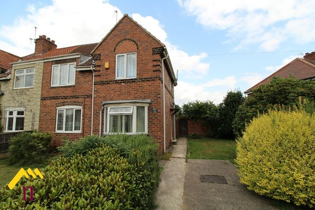 3 bed semi-detached house for sale in Essex Road, Bircotes, Doncaster DN11